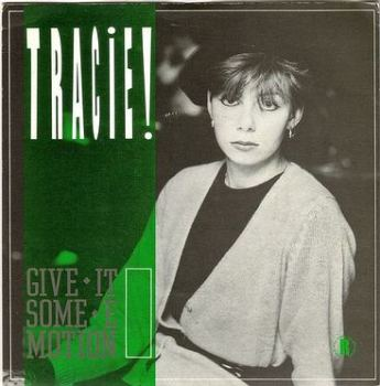 TRACIE - GIVE IT SOME EMOTION - RESPOND