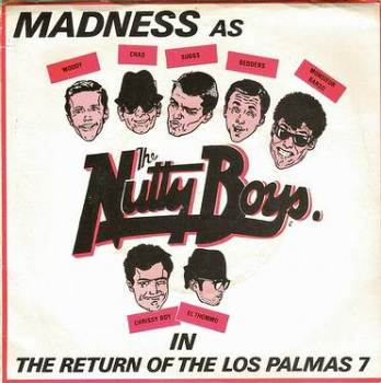 MADNESS - THE RETURN OF THE LOS PALMAS 7 - STIFF