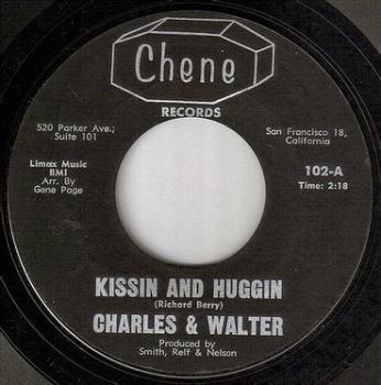 CHARLES & WALTER - KISSIN AND HUGGIN - CHENE