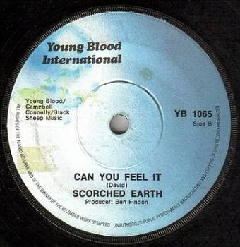 SCORCHED EARTH - CAN YOU FEEL IT - YOUNG BLOOD INTER