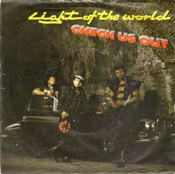 LIGHT OF THE WORLD - CHECK US OUT - EMI