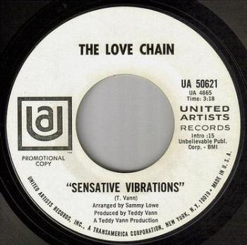 LOVE CHAIN - SENSATIVE VIBRATIONS - UA DEMO
