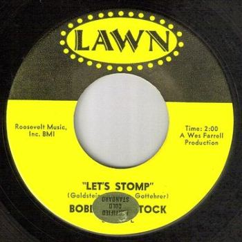 BOBBY COMSTOCK - LET'S STOMP - LAWN