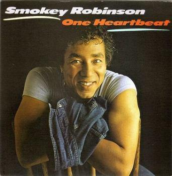 SMOKEY ROBINSON - ONE HEARTBEAT - MOTOWN ZB 41525