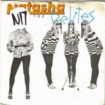 NATASHA & THE DELITES - BREAKIN' DOWN THE WALLS OF HEARTACHE - DECCA