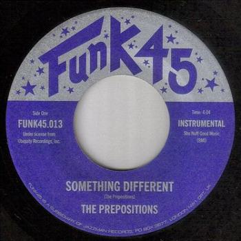 PREPOSITIONS - SOMETHING DIFFERENT - FUNK 45