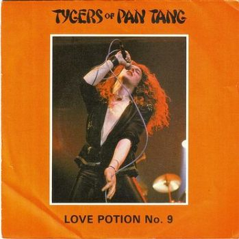TYGERS OF PAN TANG - LOVE POTION No. 9 - MCA