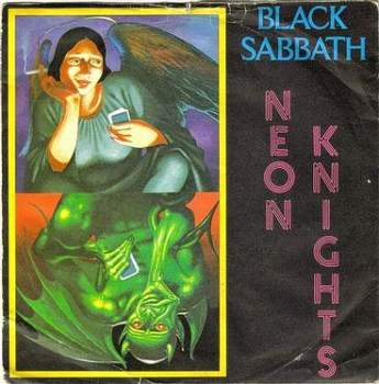 BLACK SABBATH - NEON KNIGHTS - VERTIGO