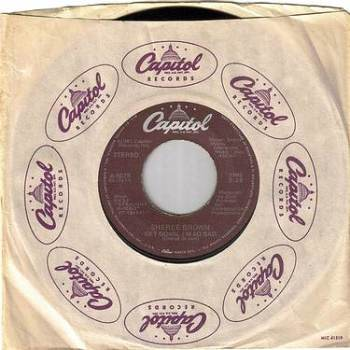 SHEREE BROWN - GET DOWN, I'M SO BAD - CAPITOL