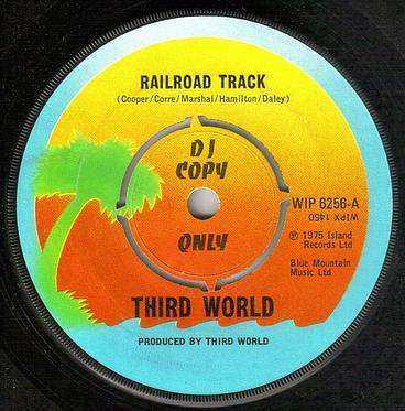 THIRD WORLD - RAILROAD TRACK - ISLAND DEMO