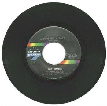 JOE SIMON - MOON WALK - SOUND STAGE 7