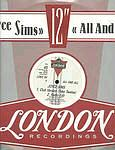 Joyce Sims - All And All - London 12""