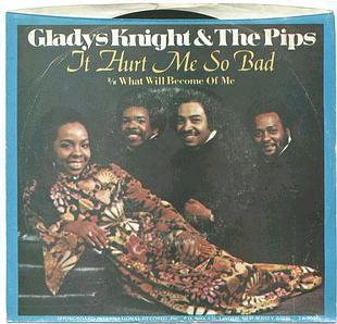 GLADYS KNIGHT & THE PIPS - WHAT WILL BECOME OF ME - TRIP