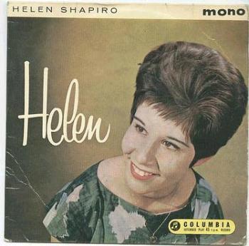 HELEN SHAPIRO - HELEN - COLUMBIA