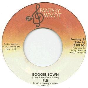 F.L.B. - Boogie Town - WMOT