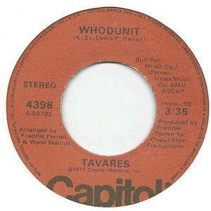 Tavares - Whodunit