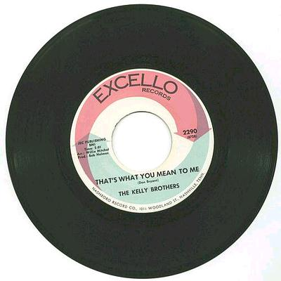 Kelly Brothers - That's What You Mean To Me