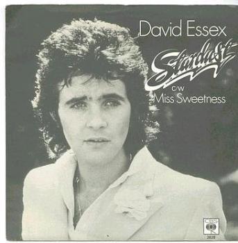 DAVID ESSEX - Stardust - CBS P/S
