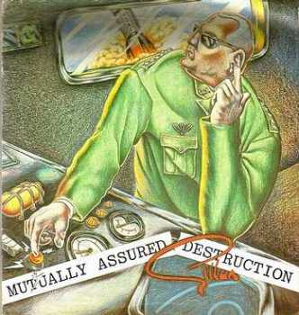 GILLAN - MUTUALLY ASSURED DESTRUCTION - VIRGIN