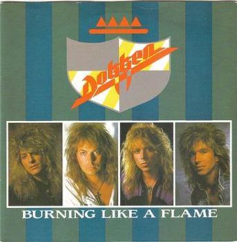 DOKKEN - BURNING LIKE A FLAME - ELEKTRA