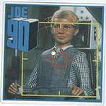 Barry Gray Orchestra - Joe 90 / Captain Scarlet- SHAPED PIC-DISC