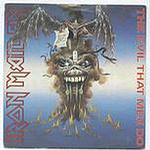 IRON MAIDEN - The Evil That Men Do - EMI P/S
