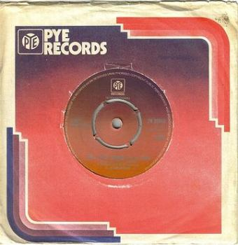 JIMMY RADCLIFFE - LONG AFTER TONIGHT IS ALL OVER - PYE