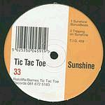 Tic Tac Toe - Sunshine