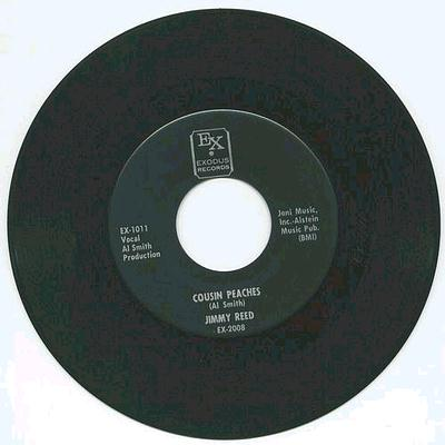 Jimmy Reed - Cousin Peaches