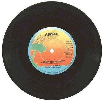 Aswad - Chasing For The Breeze - Island