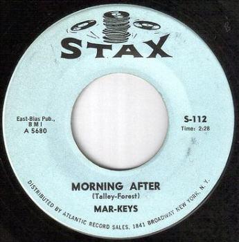 MAR-KEYS - MORNING AFTER - STAX