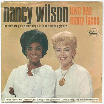 Nancy Wilson - Don't Come Running Back To Me - Capitol P/S