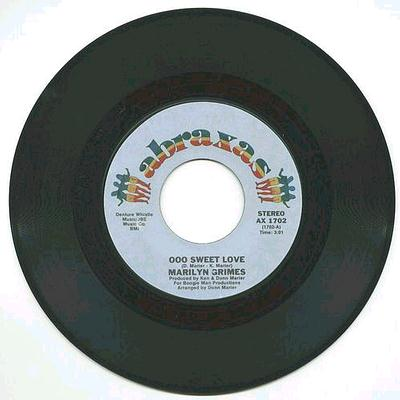 Marilyn Grimes - Ooo Sweet Love