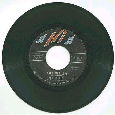 Ann Peebles - Part Time Love