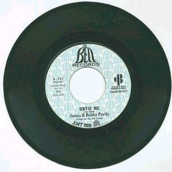 James & Bobby Purify - Untie Me - Demo