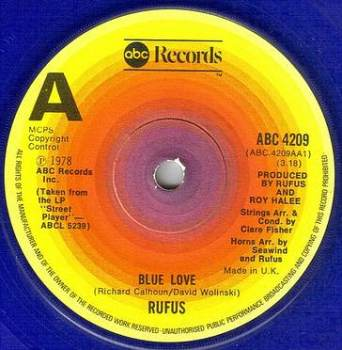 RUFUS - BLUE LOVE - ABC