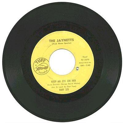Jaynetts - Keep An Eye On Her - Tuff