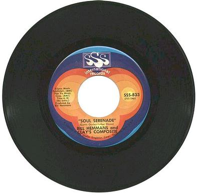 Bill Hemmans - Soul Serenade -SSS Inter