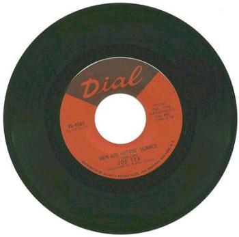 Joe Tex - Men Are Gettin' Scarce - Dial
