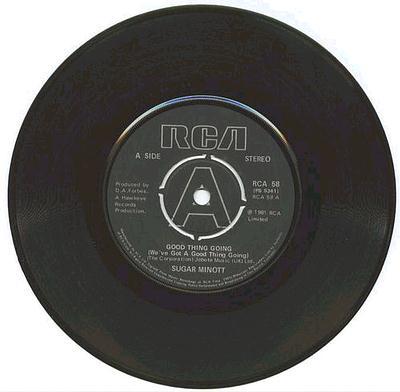 Sugar Minott - Good Thing Going - RCA