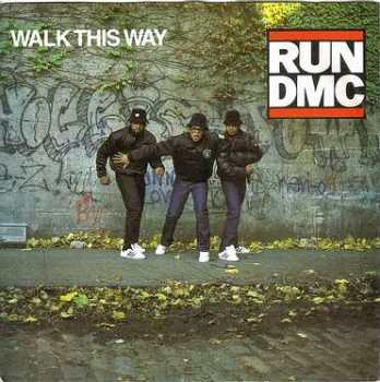 RUN DMC - WALK THIS WAY - LONDON