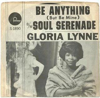 Gloria Lynne - Soul Serenade - Fontana
