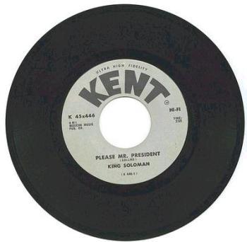 King Soloman - Please Mr.President - Kent