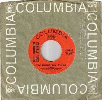 SOFT SUMMER SOUL STRINGS - I'M DOING MY THING - COLUMBIA