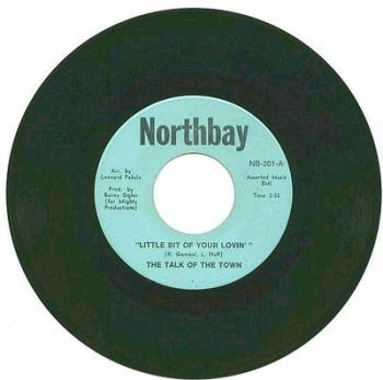 Talk Of The Town - Little Bit Of Your Lovin' - North Bay