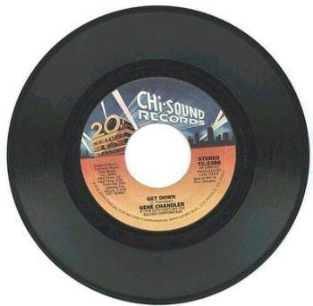 Gene Chandler - Get Down - Chi Sound