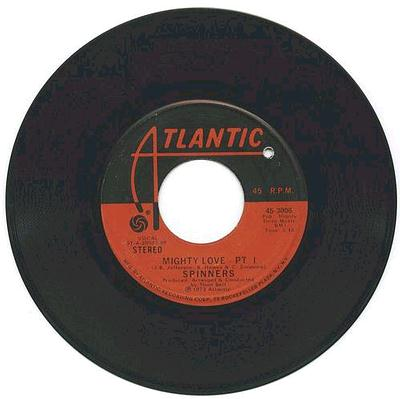 SPINNERS - MIGHTY LOVE - ATLANTIC