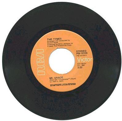 Tymes - Ms.Grace - RCA