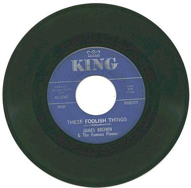 JAMES BROWN - These Foolish Things - KING