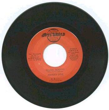 Johnny Otis - Skunk Booty - Jazz World